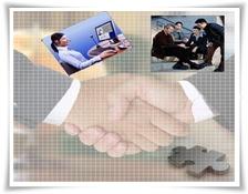 การสร้างความสัมพันธ์กับลูกค้า
